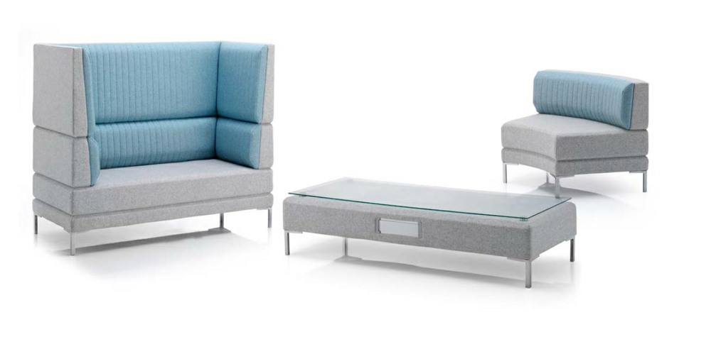 Aspire Office Solutions – Reception Seating Hen Ray