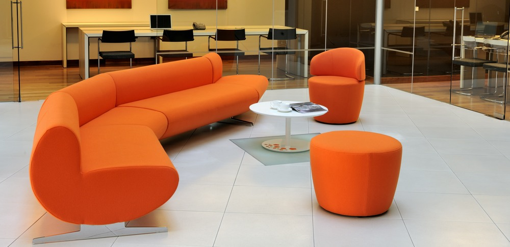 Aspire Office Solutions – Reception Seating Ocee
