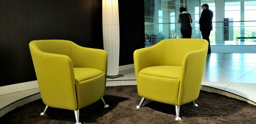 Aspire Office Solutions – Reception Seating Solace