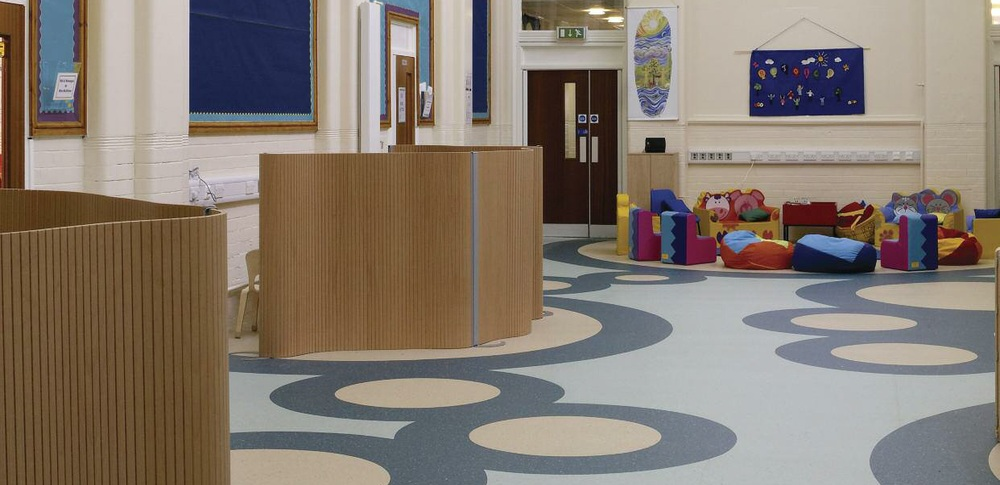 Aspire Office Solutions – Safety Flooring Polyflor 1