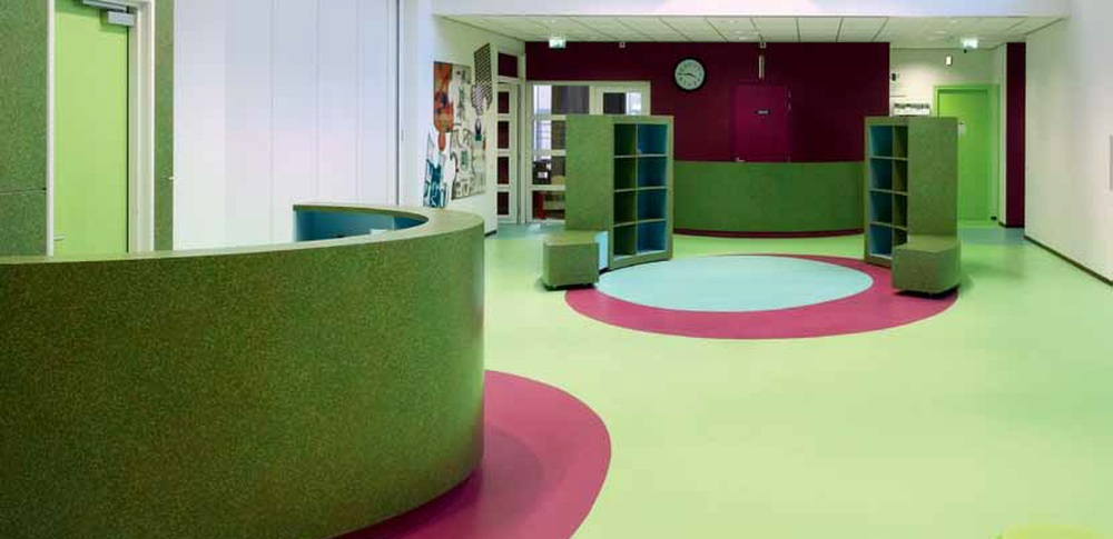 Aspire Office Solutions – Safety Flooring Tarkett 4