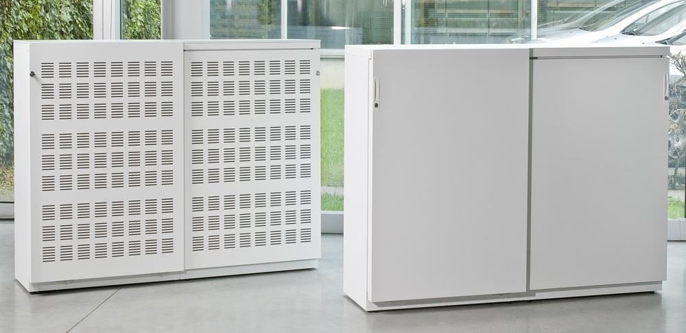 Aspire Office Solutions – Sliding Door Units TDS AC 1
