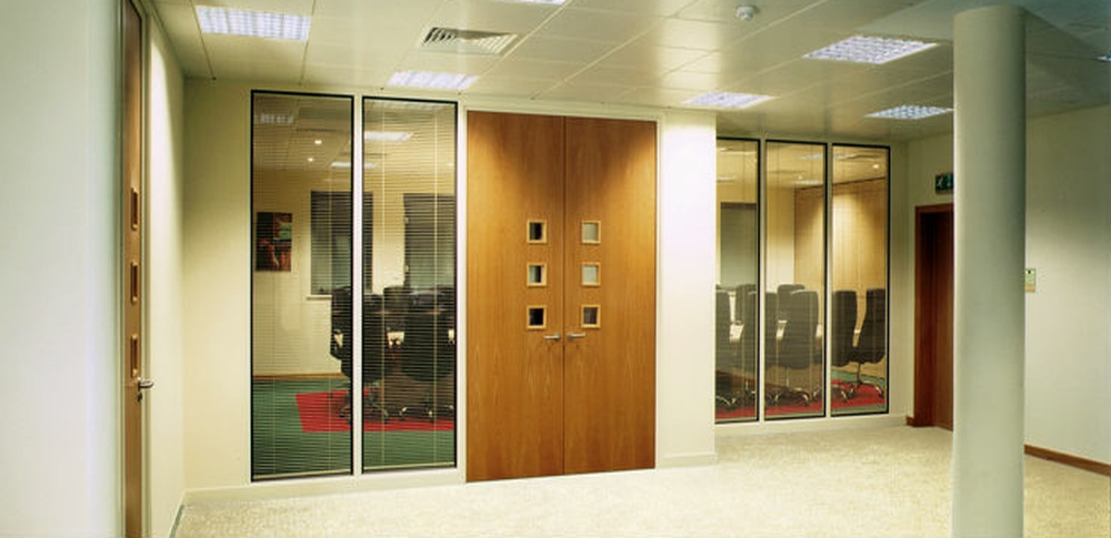 Aspire Office Solutions – Solid Partitioning Kameo 2