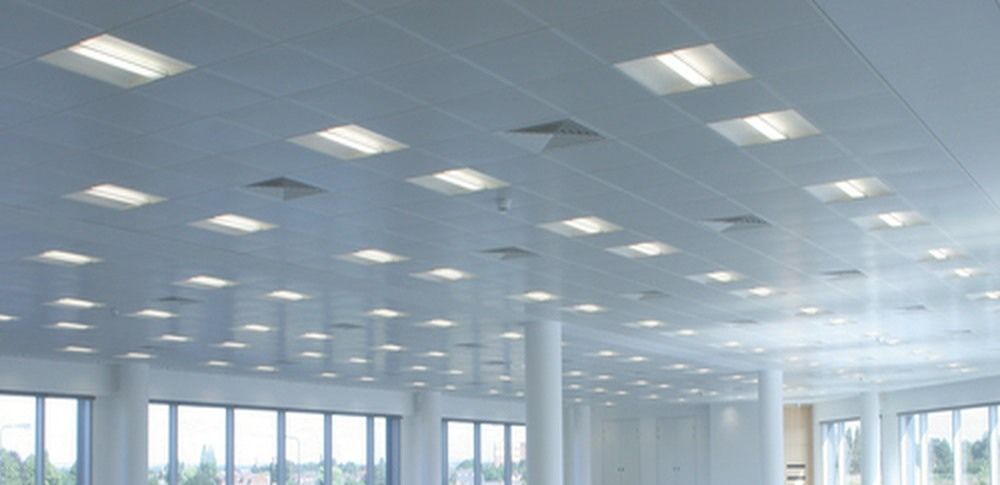 Aspire Office Solutions – Suspended Ceiling 1