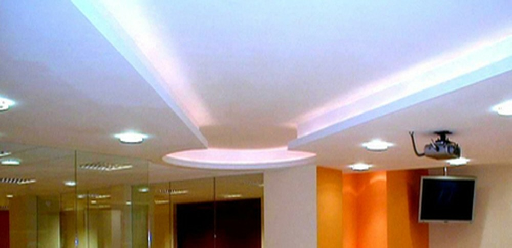Aspire Office Solutions – Suspended Ceiling 3