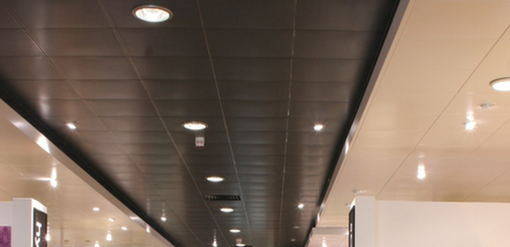 Aspire Office Solutions – Suspended Ceiling 4