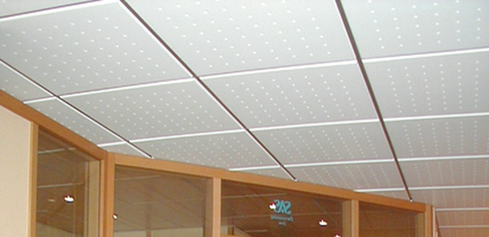 Aspire Office Solutions – Suspended Ceiling 7