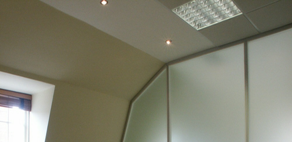 Aspire Office Solutions – Suspended Ceiling 8