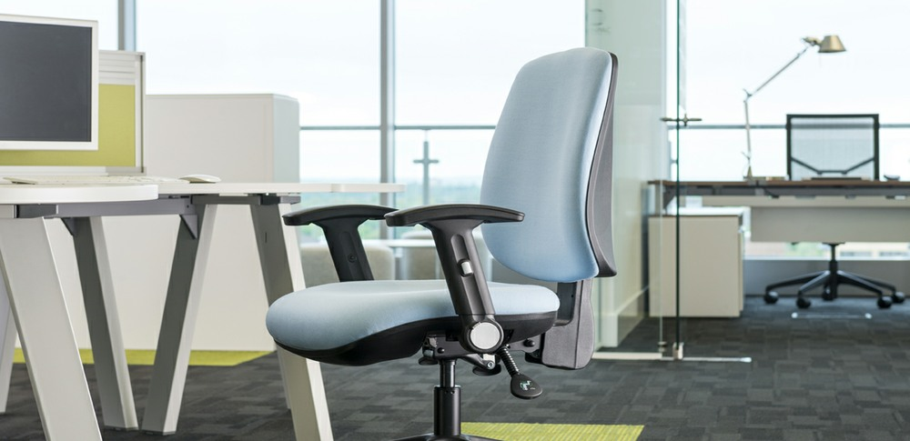 Aspire Office Solutions – Task Seating Ocee Fusion