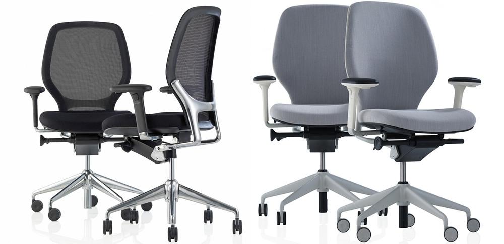 Aspire Office Solutions – Task Seating Orangebox Ara