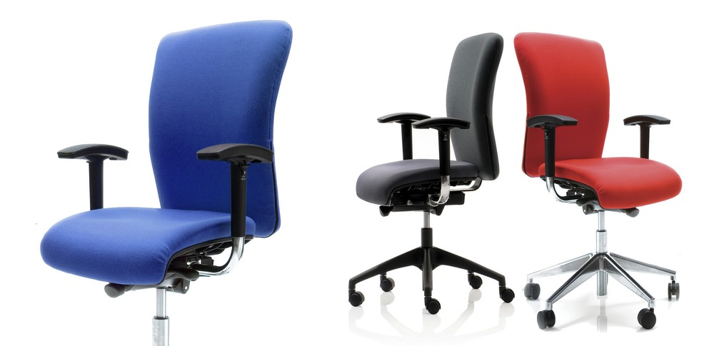 Aspire Office Solutions – Task Seating Orangebox Go