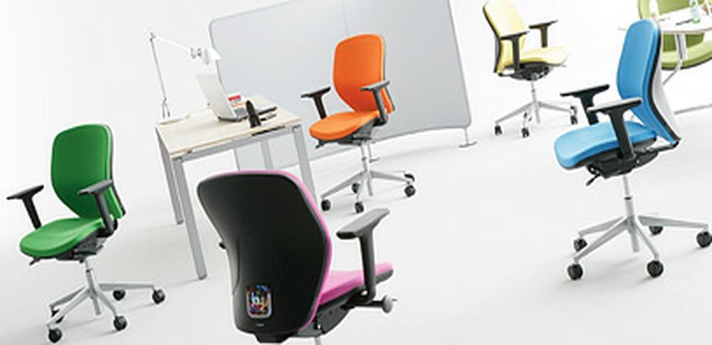 Aspire Office Solutions – Task Seating Orangebox Joy