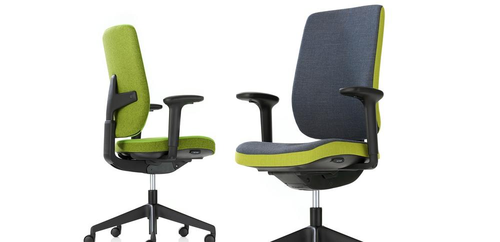 Aspire Office Solutions – Task Seating Orangebox Seren