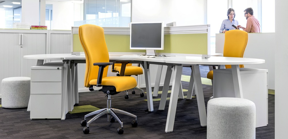 Aspire Office Solutions – Task Seating Poise