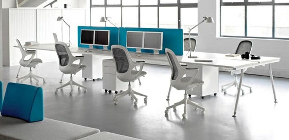 Aspire Office Solutions – Task Seating Verco Salt n Pepper