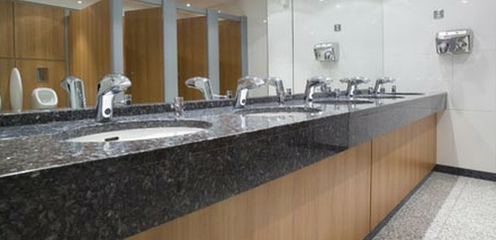 Aspire Office Solutions – Washroom Refurbishment 1