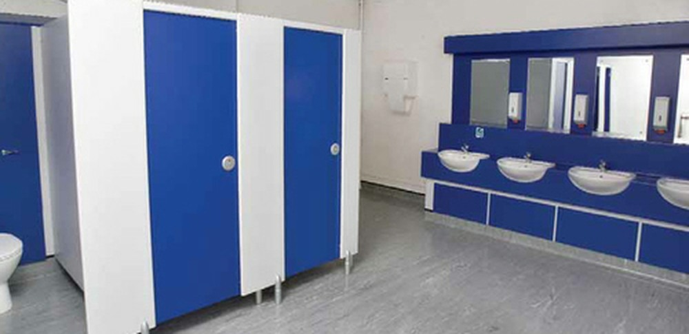 Aspire Office Solutions – Washroom Refurbishment 4