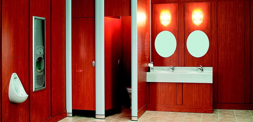Aspire Office Solutions – Washroom Refurbishments Image 1