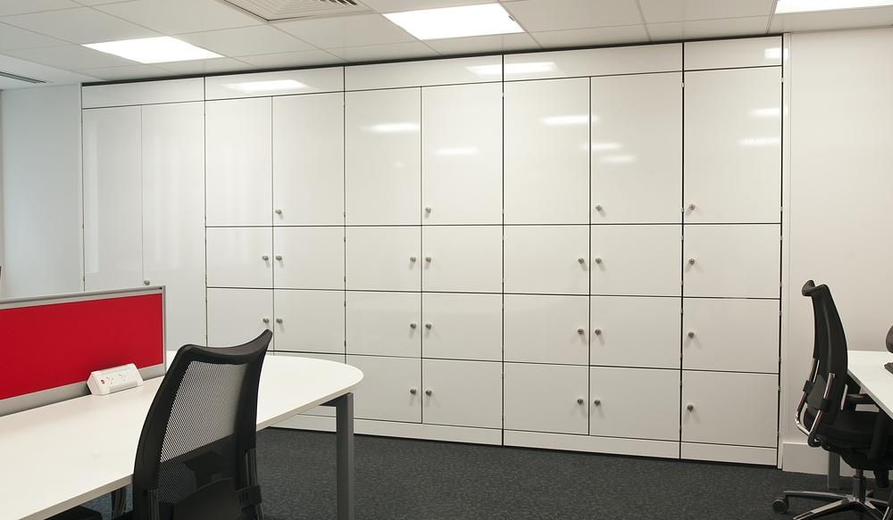 1 Office Storage Wall – Ref FG2