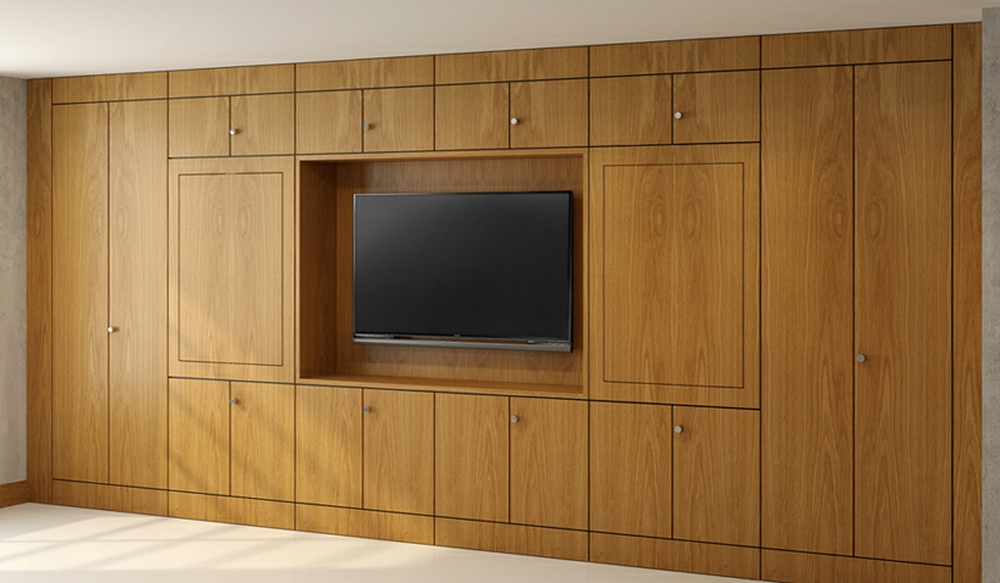 12 Boardroom Storage Wall – Ref TF2
