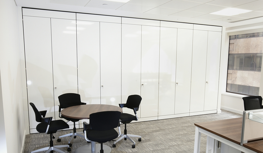2 Office Storage Wall – Ref FG4