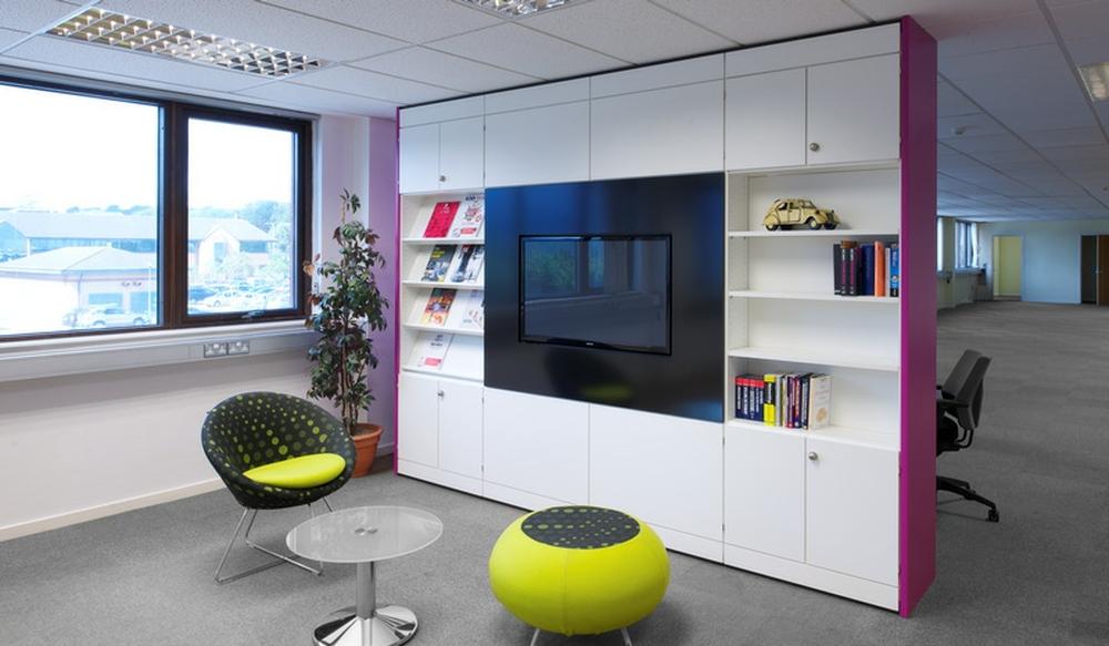 20 Media Wall Storage – Ref SPS2