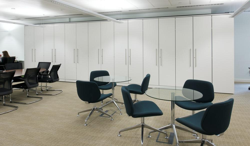 3 Office Storage Wall – Ref SPS6