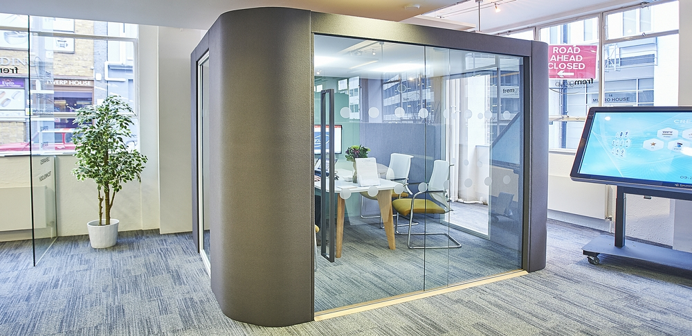 AOS Acoustic Booths FG 3