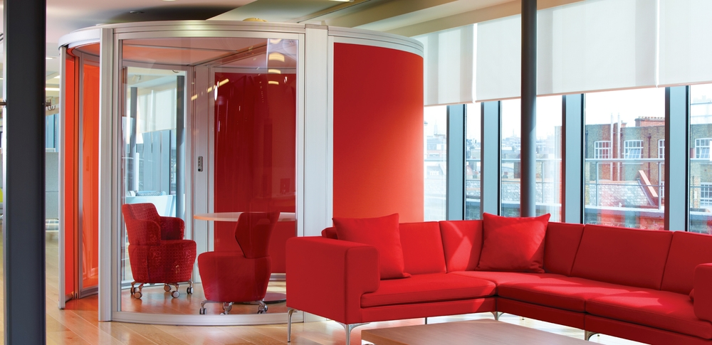 AOS Acoustic Meeting PODs – Airea 110