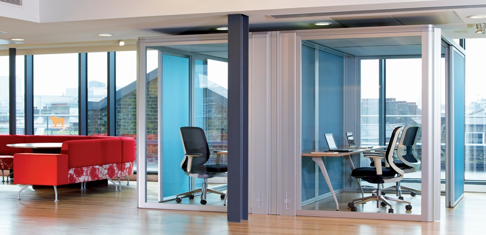 AOS Acoustic Meeting PODs – Airea 2