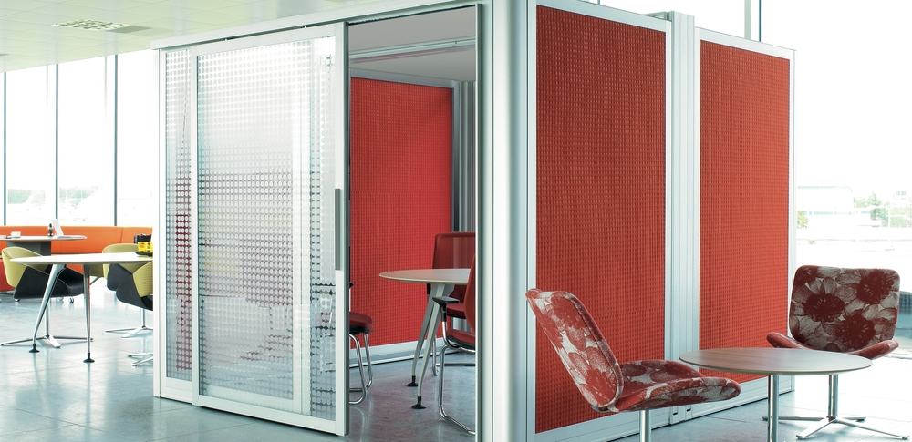 Airea 220 AOS Acoustic Meeting PODs