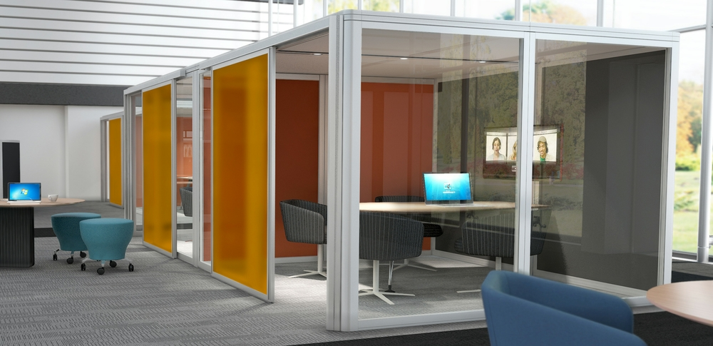 AOS Acoustic Meeting PODs – Airea