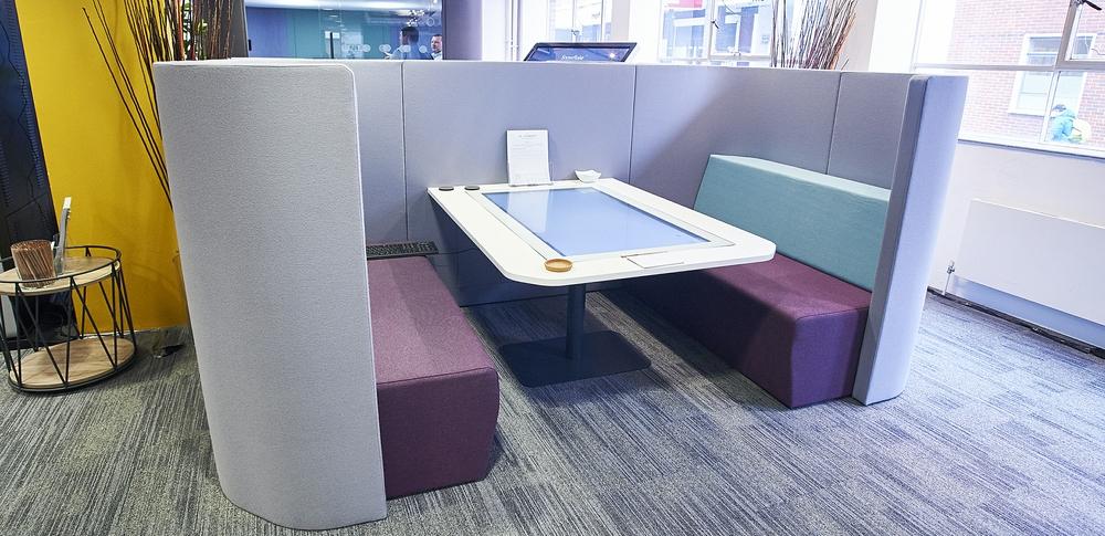 AOS Booth Seating – FG1