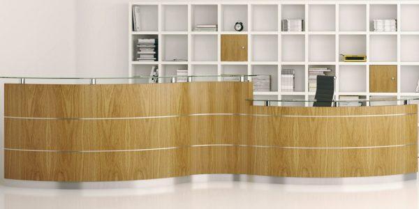Tula Scene Reception Desk